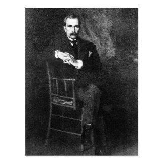 John Davison Rockefeller Postcard