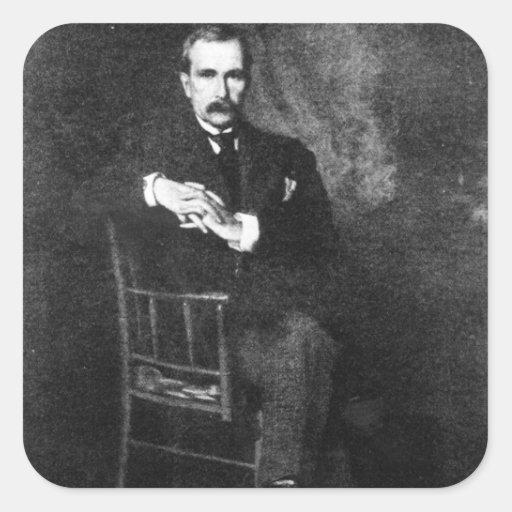 John Davison Rockefeller Sticker