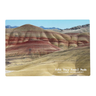 John Day Fossil Beds National Monument Photo Placemat