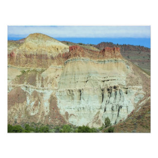 John Day Fossil Beds National Monument Poster