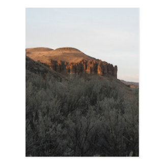 John Day Fossil Beds, Oregon Postcard