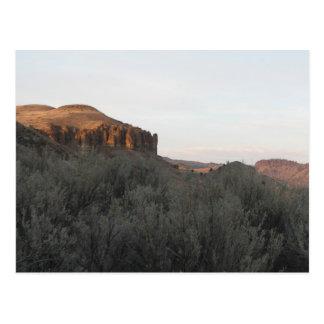 John Day Fossil Beds, Oregon Postcard