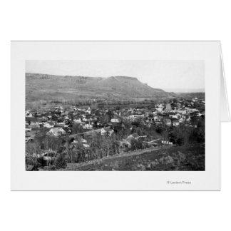 John Day, Oregon Town View Photograph Card