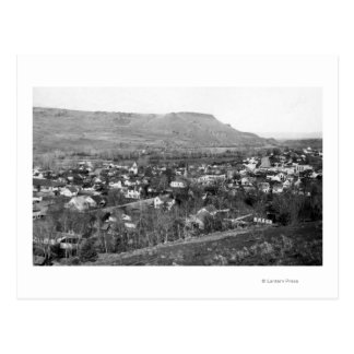 John Day, Oregon Town View Photograph Postcard