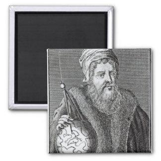 John Dee  a Londoner 2 Inch Square Magnet