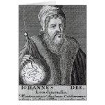 John Dee  a Londoner Card