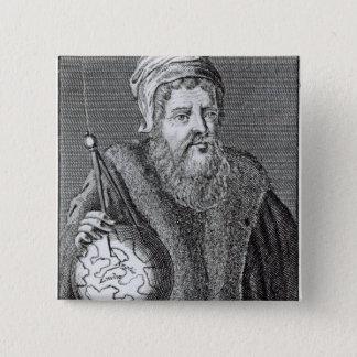John Dee  a Londoner Pinback Button