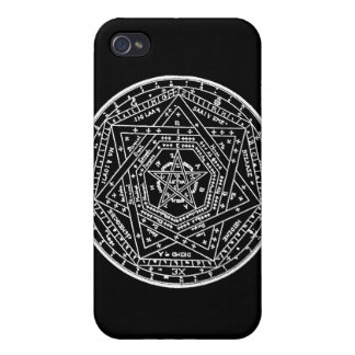 John Dee Tablet iPhone 4/4S Covers