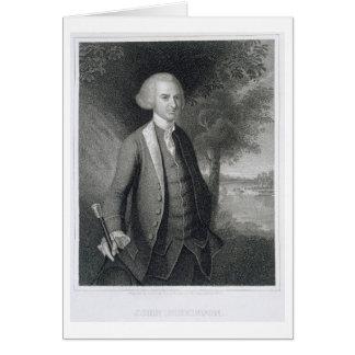 John Dickinson, engraved by John B. Forrest (1814- Card