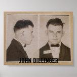 John Dillinger Posters