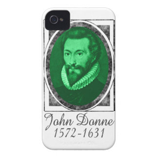 John Donne iPhone 4 Carcasas