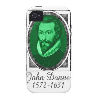 John Donne Case-Mate iPhone 4 Carcasas