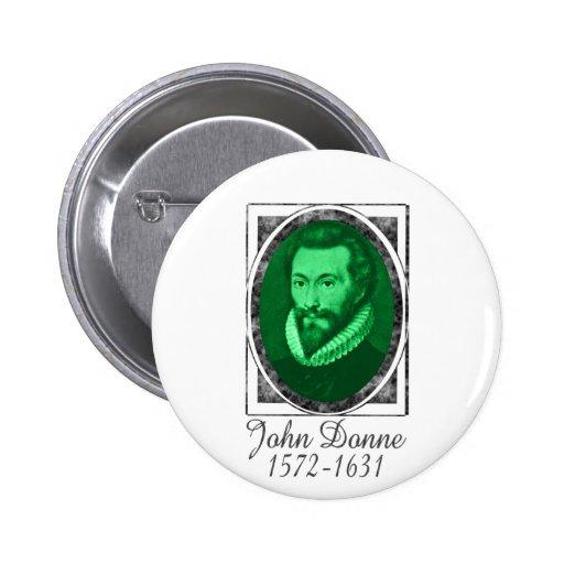 John Donne Pin