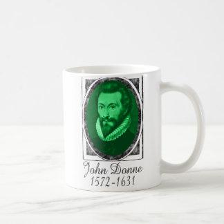 John Donne Taza Clásica