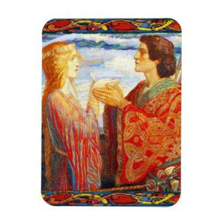 John Duncan Love potion Rectangular Photo Magnet