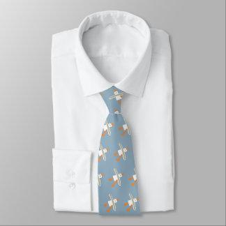 John Dyer Delabole slate blue seagull Cornish tie