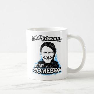 John Edwards is my homeboy Coffee Mug