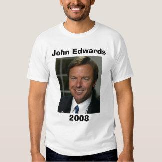 John Edwards, John Edwards, 2008 Playeras