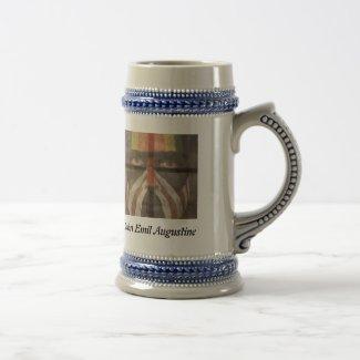 John Emil Augustine Coffee Mug 2