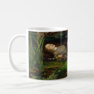 John Everett Millais and Ophelia