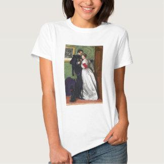 John Everett Millais la camiseta negra de Playeras