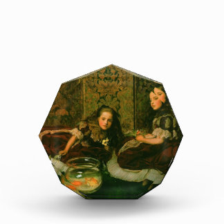 John Everett Millais- Leisure Hours Acrylic Award