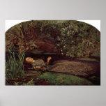 John Everett Millais - Ofelia Impresiones