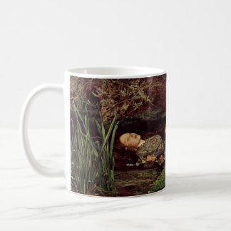 John Everett Millais Ophelia Mug