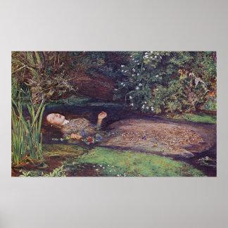 John Everett Millais Ophelia Print