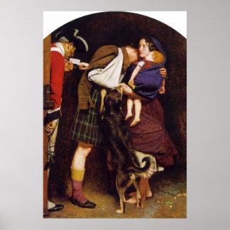 John Everett Millais Order of Release Print