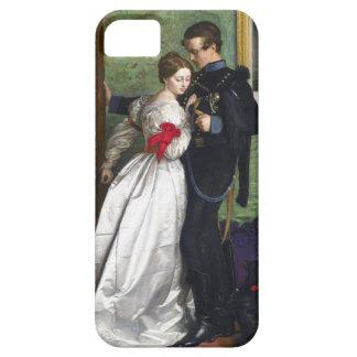 John Everett Millais The Black Brunswicker iPhone SE/5/5s Case