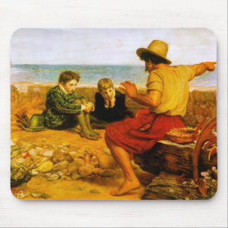 John Everett Millais- The Boyhood of Raleigh Mouse Pad