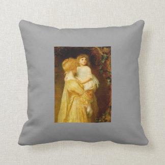 John Everett Millais- The Nest Pillows