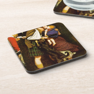 John Everett Millais- The Order of Release Drink Coaster