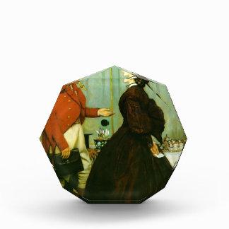 John Everett Millais: Trust Me Acrylic Award