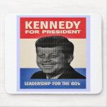 John F. Kennedy Alfombrilla De Raton