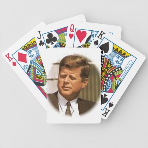 John F. Kennedy Barajas De Cartas