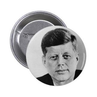 John F. Kennedy Button