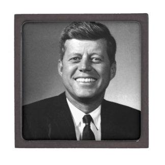 John F. Kennedy Caja De Joyas De Calidad