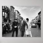 John F. Kennedy en Boston del este Impresiones