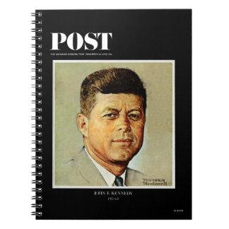 John F. Kennedy EN MEMORIAM Cuaderno