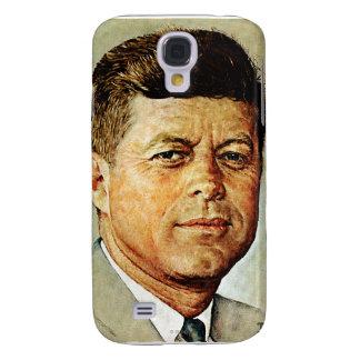 John F. Kennedy EN MEMORIAM Funda Para Galaxy S4