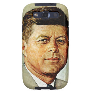 John F. Kennedy EN MEMORIAM Galaxy SIII Coberturas