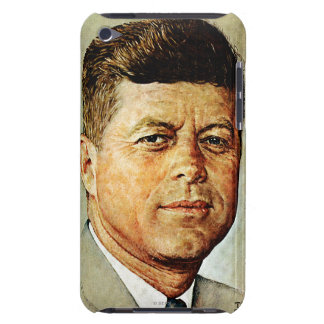 John F. Kennedy EN MEMORIAM iPod Touch Case-Mate Carcasa