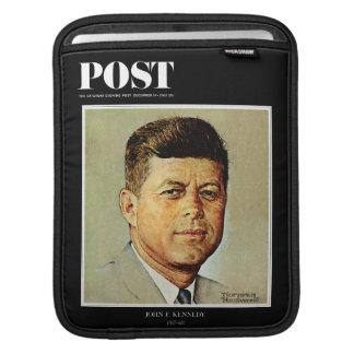 John F. Kennedy EN MEMORIAM Mangas De iPad