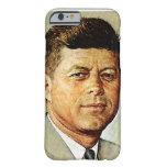 John F. Kennedy EN MEMORIAM Funda De iPhone 6 Barely There