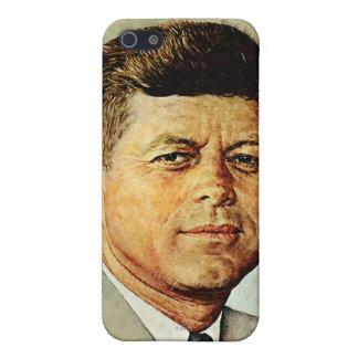 John F. Kennedy EN MEMORIAM iPhone 5 Fundas