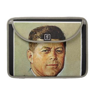 John F. Kennedy EN MEMORIAM Funda Para Macbooks