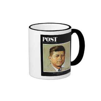 John F. Kennedy EN MEMORIAM Taza