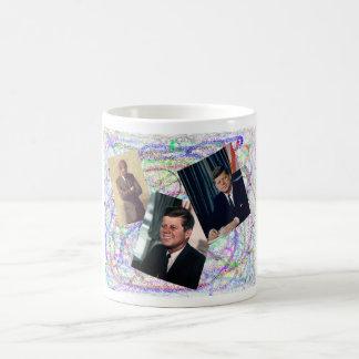 John F. Kennedy Grafitti Coffee Mug